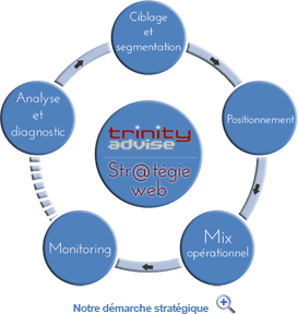 conseil internet stratégie web marketing trinity advise
