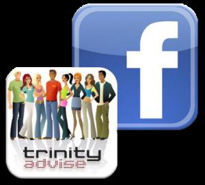Facebook Fan page Trinity Advise