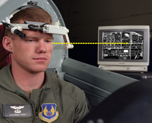 eye-tracking armee trinity advise