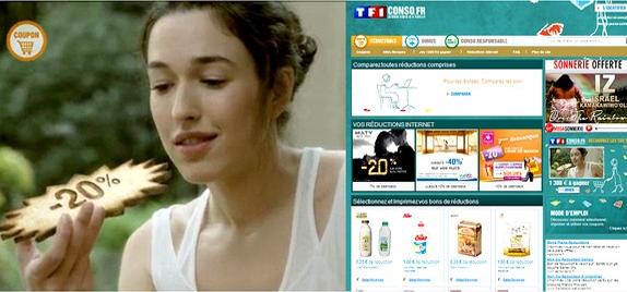 e-merchandising innovant tf1 e-commerce trinity-advise